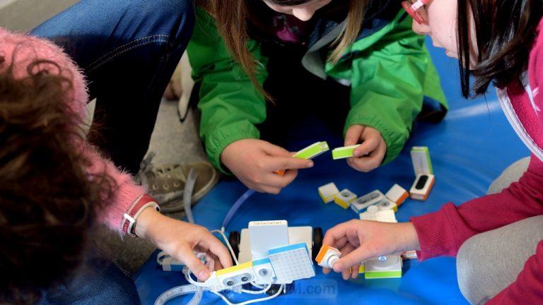 Niñas Robótica Infantil Primaria STEM TALENT GIRL