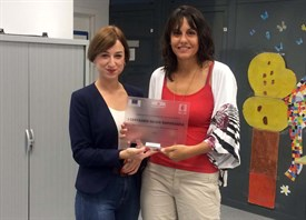 Premios mujer empresaria Paracuellos