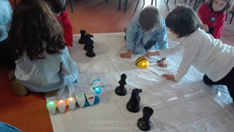 STEM+Chess=Wow!