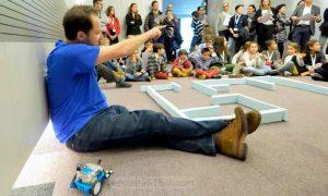 Robotica Prevención Acoso Escolar